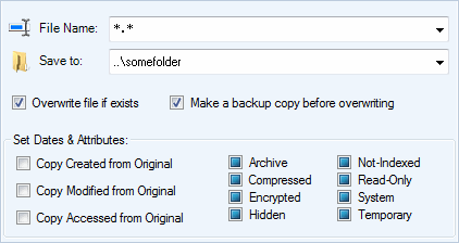 How to force delete a file in a batch file