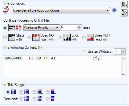Batch Hex Editor | Free Download |Replace, insert, delete