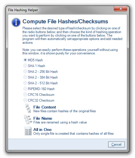 File operation helper for computing file hashes