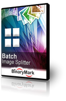 Batch Image Splitter product box