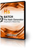 File Hash Generator product box