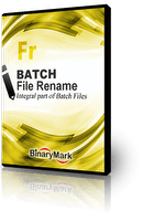 Batch File Rename product box