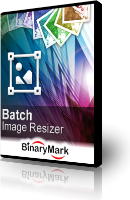 Batch Image Resizer product box