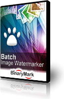 Batch Image Watermarker product box