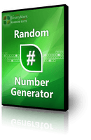 Random Number Generator product box