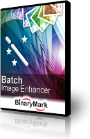 Batch Image Enhancer product box