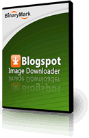 Blogspot Image Downloader product box