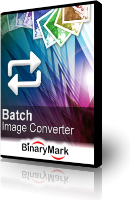 Batch Image Converter product box